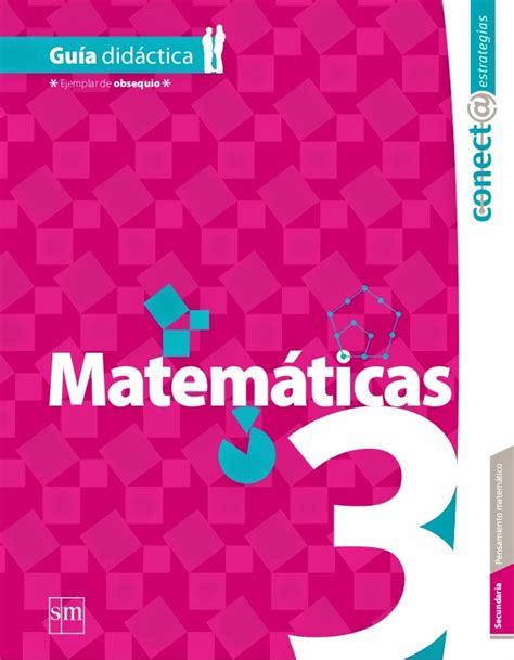 El administrador del blog libros famosos 2019 también recopila otras imágenes relacionadas con los libro de matematicas de 2 grado de telesecundaria a continuación. Paco El Chato Primero De Secundaria Matematicas1 Conecta Mas | Libro Gratis
