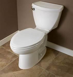 American Standard 5321 110 020 Everclean Elongated Toilet