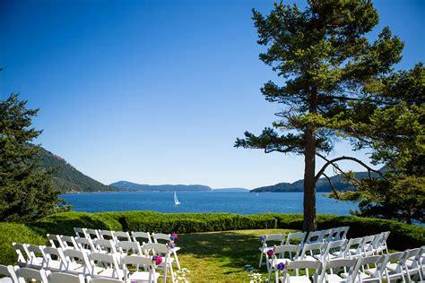 Rosario Resort Spa Weddings Venue San Juan Islands