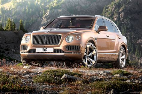 Bentley Bentayga Picture by New Bentley Bentayga Will Spawn A Seven Seater 187mph Suv