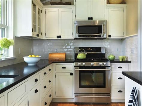 Small L Shaped Kitchen Floor Plans  Thediapercake Home Trend
