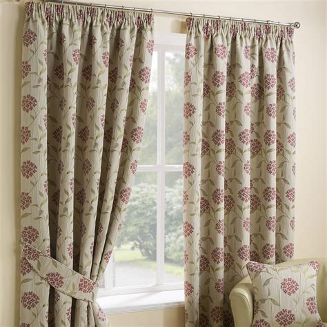 luxury ready made curtains pencil pleat