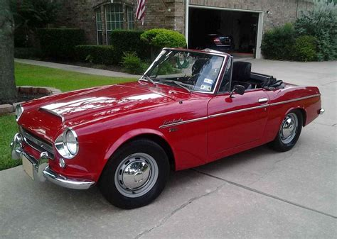 Datsun Roadster 2000 by 1968 Datsun Fairlady 2000 Roadster Bring A Trailer