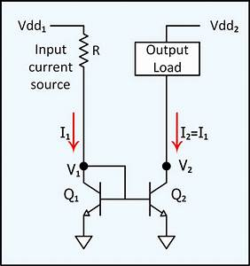 what is current mirror and what are its advantages quora With simple current source voltage causes current voltage to current
