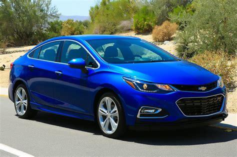 2016 Chevrolet Cruze Second Drive Review  Automobile Magazine