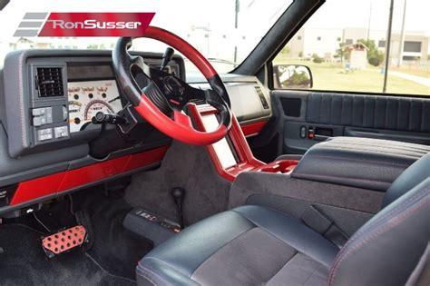 chevy custom blazer   stroker motor tons
