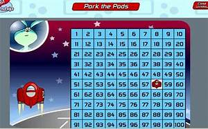 Number Chart For Kids K 2 Iwb Resources Number