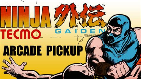 Ninja Gaiden Arcade Pickup Youtube