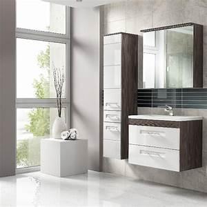 Ensemble de salle de bain cosmopolitan meuble salle de for Porte d entrée pvc avec meuble salle de bain vasque robinetterie