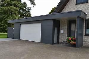 Garage Mit Holz Verkleiden : carport pollmeier holzbau gmbh ~ Watch28wear.com Haus und Dekorationen