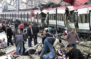 Madrid Train Bombings Terrorist Attack
