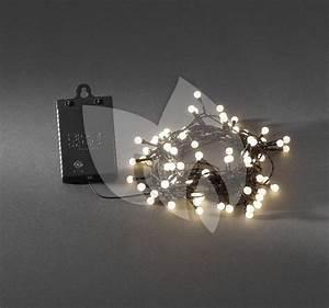 Kleine Led Lampjes : konstsmide led lichtsnoer cherry op batterijen ~ Markanthonyermac.com Haus und Dekorationen