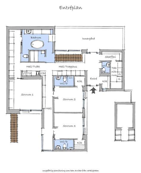 Minimalist House Plans by Modern House With Minimalist Interior Design Sweden