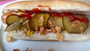 Hot Dog Belegen : d nischer hot dog rezept mit bild von k chenschlumpf ~ Orissabook.com Haus und Dekorationen