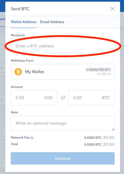 Example xrp wallet address coinbase to a cold wallet. Coinbase bitcoin address org