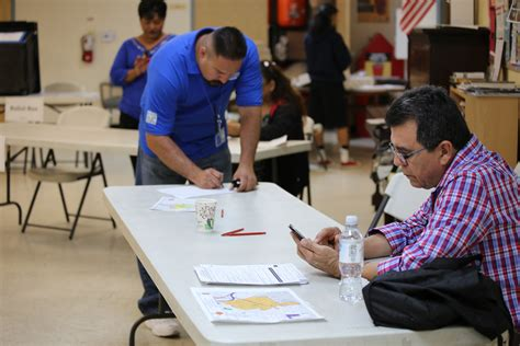 poll workers empower la