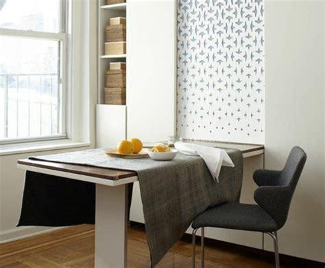 Klapptisch Für Wand  Praktische Ideen Für Kleine Räume