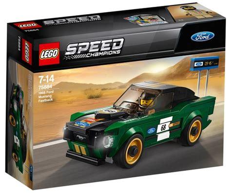 LEGO Speed Champions 2018: Alle offiziellen Set-Bilder ...