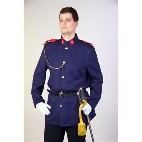 uniform jacke offizier hauptmann feuerwehr wachmann kostuem