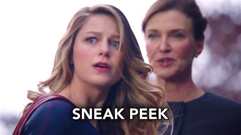 "Supergirl 2x12 Sneak Peek ""luthors"" (hd) Season 2 Episode"