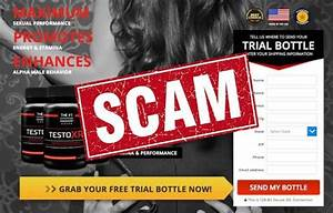 Testoxr Review   Is This Testosterone Booster A Scam