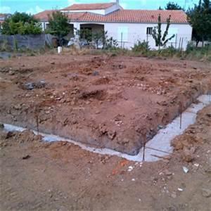 construction etape par etape d39une maison a ossature bois With etape achat terrain construction maison