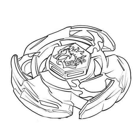 coloriage beyblade toupie  imprimer sur coloriages info