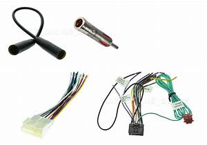 Gm Car Stereo Wiring Harness Antenna Adapter Wire For