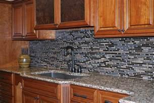 Kitchens With Mosaic Tiles As Backsplash Vinyl Kitchen Backsplash Bukit