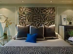 Bois Flotté Décoration Murale : t te de lit bois flott pour une chambre d 39 ambiance naturelle ~ Melissatoandfro.com Idées de Décoration