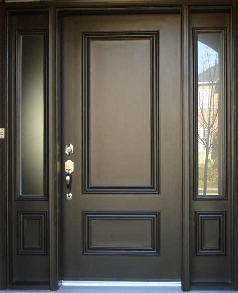 front single door design