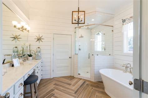 rustic bathrooms designs best flooring for a house sand and sisal