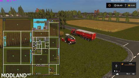 fs 17 canadian national map mod farming simulator 17 - Map Fs17