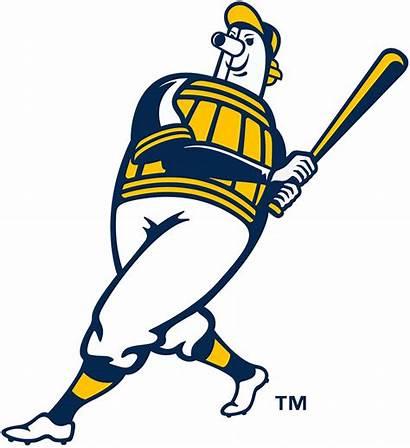 Brewers Milwaukee Logos Alternate Sportslogos Beer Sports