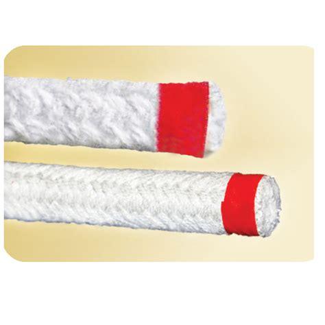 ceramic fiber rope ceramic fiber braided  square