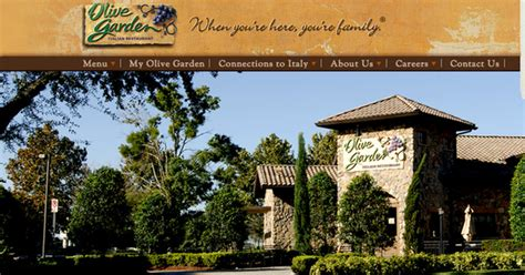 Diners Are Getting Frugal, Olive Garden Parent Says