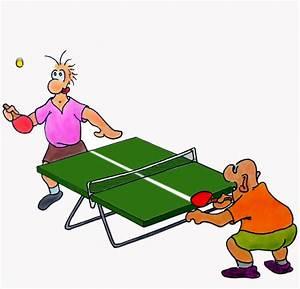 Comic 2 sca tischtennis for Tisch tennis