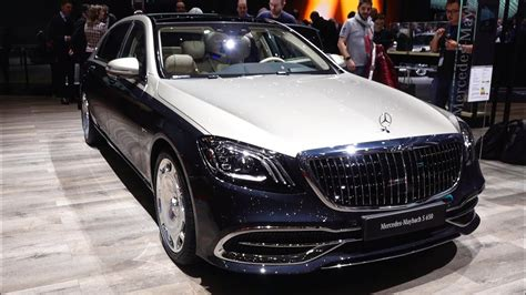 mercedes  class  maybach   full review