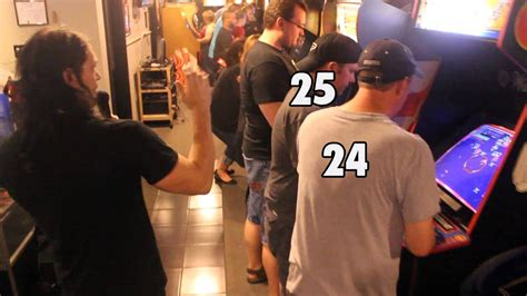Most People Playing Arcade Games At Once World Record 2014