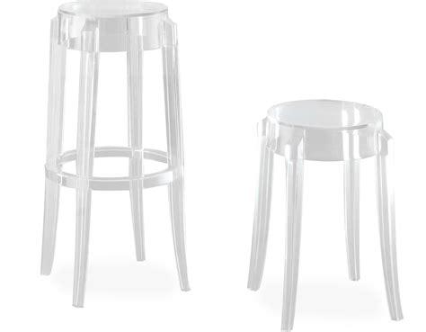 charles ghost stool 2 pack hivemodern