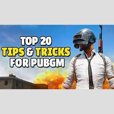 Pubg Mobile  Top 20 Tips & Tricks Youtube