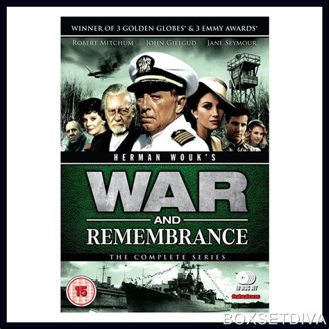 war remembrance series complete brand dvd sealed