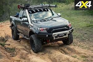 Video: Custom Ford Ranger PXII | 4X4 Australia