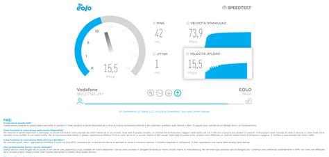 come misurare velocit 224 fibra e adsl wizblog