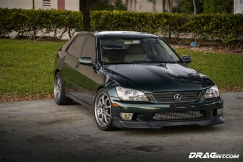 lexus is 300 turbo jthbd182910018991 2001 lexus is300 1jzgte vvti singe
