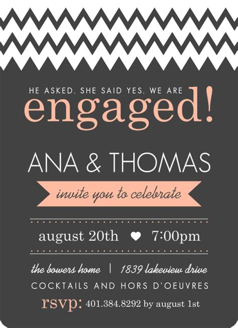 Free Engagement Party Invitation Templates  Cimvitation. Sample Of Cover Letter Set Up. Supply Chain Presentation Template. Executive Resume Format. Professional Essay Writers Review Template. Admin Assistant Resume Sample Free. Thesis Example For Essays Template. Wedding Invitation Template. Objective For Administrative Assistant Resume