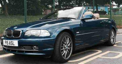 Bmw 330ci Convertible + Hardtop & Wind Deflector. Car For Sale