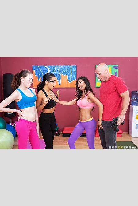 The Yoga Babe VS The Voyeur Free Video With Johnny Sins - Brazzers Official