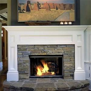 Pin by interiors by tracy lee on fireplace surrounds for Fireplace facade ideas