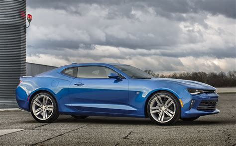 2018 Chevrolet Camaro Officially Unveiled Now With 455hp